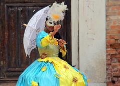 Veneza (L. Felipe Castro) Tags: veneza italia venice italy venezia veneto europe lady traditional vests
