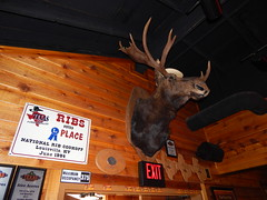 """Early dinner at  """" Texas Road House """" (Bob the Real Deal) Tags: dinner best steaks bar grill texasroadhouse fresno moose texas ribs 1stplace"""