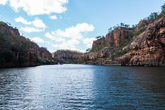 Katherine Gorge cultural boat trip -2