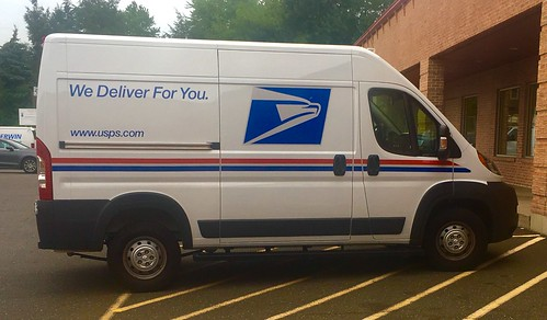 USPS Unite States Postal Service Truck, 8/2016, pics by Mike Mozart of TheToyChannel and JeepersMedia on YouTube