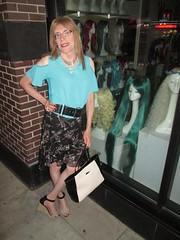 Aug 2016 (35) (Rachel Carmina) Tags: cd tv tg trap tgirl trans femboi legs heels wedges crossdresser transvestite