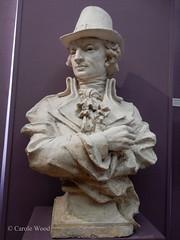 Carcassonne - Muse des Beaux-Arts (Fontaines de Rome) Tags: aude carcassonne musedesbeauxarts muse beauxarts buste fabredeglantine fabre eglantine aybram