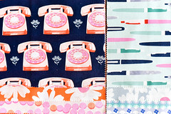 Melody Miller : Trinket (the workroom) Tags: cottonsteel theworkroom fabric melodymiller trinket