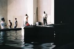 Palais de Tokyo (Kelly Swor) Tags: kodak film kodakportra400 paris france art palaisdetokyo