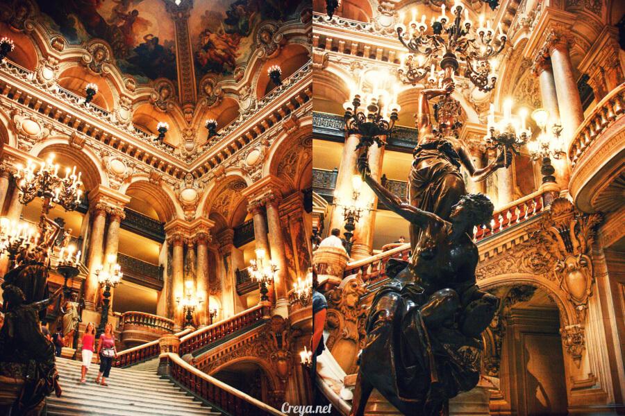 2016.08.21 ▐ 看我的歐行腿▐ 法國巴黎加尼葉歌劇院 10