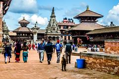 Bhaktapur Durbar Square (EdgardMedina) Tags: nepal square earthquake nikon asia patan durbar fotografo bhaktapur kathmandú edgardomedinafotografia prayfornepal
