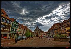France 2015: Obernai - Alsace (pharoahsax) Tags: old city france frankreich alsace altstadt elsass obernai oberehnheim worldgetcolors