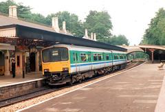 150130 (R~P~M) Tags: uk greatbritain england train diesel unitedkingdom centro railway 150 worcestershire britishrail greatmalvern worcs sprinter dmu multipleunit regionalrailways