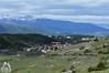 Verso Guado di Coccia - Campo di Giove sullo sfondo - freedomtrail