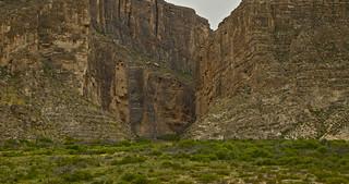 Big Bend NP - Santa Elena Canyon