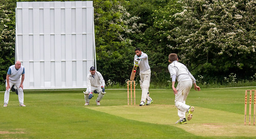 Sunday XI vs Open University - 24/05/2015