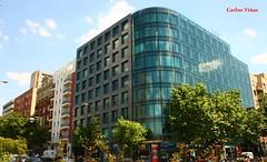 Calles Velzquez y Mara de Molina. Madrid (Carlos Vias-Valle) Tags: edificios velazquez mariamolina