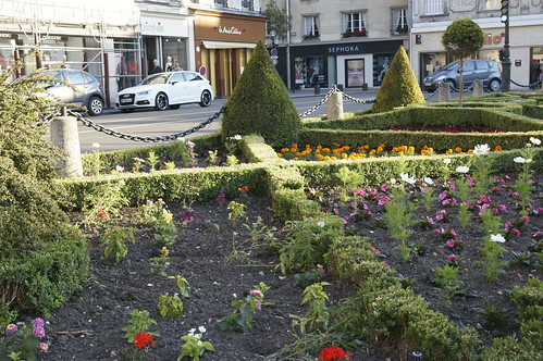 Spring's last breath in Compiègne