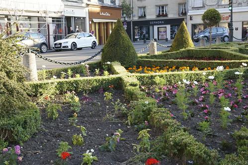 Spring's last breath in Compiègne