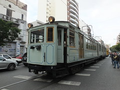Coches Preston (United Electric 1913) (carlosdob777) Tags: argentina subway buenosaires subte tramway linea tranvia lineaa