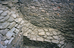 Interior, Lochranza Castle, Arran,  Scotland, June 2016 (Dr John2005) Tags: arran firthofclyde lochranza ayrshire island colour scotland castle stone architecture building texture surfaces westkilbride northayrhsire
