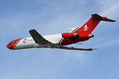 G-OSRA (IanOlder) Tags: oil spill response 727 boeing gosra t2 aviation
