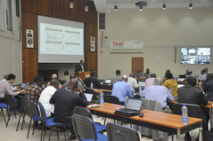Day 5: Attendees at TAAT Pre-Appraisal Meeting (IITA Image Library) Tags: project taat technologies agriculture africa iita afdb nigeria