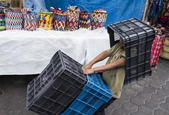 Chichicastenango (klauslang99) Tags: streetphotography klauslang chichicastenango guatemala child labour labor market carrying boxes