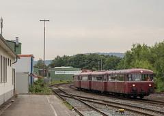 Uerdinger Schienenbus (VT 98) auf der Hnnetalbahn (Vitalis Fotopage) Tags: train deutschland zug 98 nordrheinwestfalen vt schienenbus hnnetalbahn uerdinger frndenbergruhr