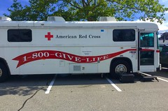 American Red Cross Blood Mobile (JeepersMedia) Tags: red mobile blood cross american