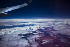 Flight QF 793, 31. Jan. 2016 (betadecay2000) Tags: clouds wolken wolke flug flugzeug boeing hhe stratosphre meer sea himmel blau cloudy cloud sky ozean indischer weltmeere outdoor australien darwin western australia top end ber den heaven blue perth westaustralien landung fahrzeug tragflche