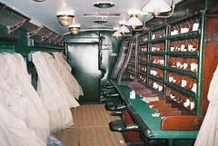 Mail Car (the.photo.joe) Tags: train railway post sorting express office seats fuji olympus zoom fim digital 5d canon leica york museum
