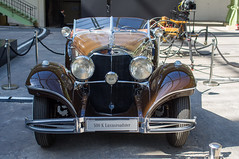 500 K Luxusroadster (2) (eLane Cars) Tags: mercedes benz mercedesbenz cars car supercars classic classiccars paris grandpalais grand palais 2016 july bellestoiles