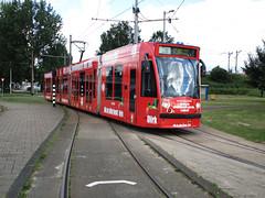 GVBA tram 2099 Diemen Sniep (Arthur-A) Tags: gvb gvba amsterdam diemen nederland netherlands dirk broek tram combino tramway strassenbahn streetcar electrico tranvia tramvia