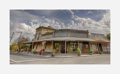 'slightly bent books' corner shop (Phil Jackson 1947) Tags: victoria bookshop talbot hss happysliderssunday