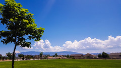 Yesterday (nattor13) Tags: landscape landscapephotography bluesky mountains cityscape city nature naturephotography park greengrass albuquerque newmexico 2016 mine
