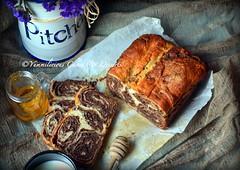 Povitica (Yummilicious Cakes & Desserts) Tags: povitica strudel dessert bread delicious cocao roll swirled europe croatia bosnia serbia slovenia food photography