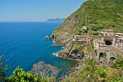 2016-07-04 at 14-26-55 (andreyshagin) Tags: riomaggiore italy architecture andrey shagin summer nikon d750 daylight trip travel town tradition beautiful
