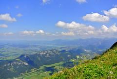 Alpine Upland (ivlys) Tags: germany allemagne deutschland bayern allgu voralpenland alpineupland breitenberg mountain vilstal vilsvalley hopfensee lakehopfen forggensee lakeforggen see lake landschaft landscape nature ivlys