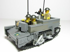 Universal Carrier (Sgt._Johnson) Tags: lego wwii canadian vehicle
