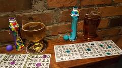 Bingo at Bent Paddle (the queen of subtle) Tags: summer 2016 minnesota duluth bentpaddle bingo