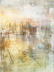Bernie Tuffs - The City (Bernie Tuffs - Digital Artist) Tags: awake course digitalart grunge