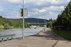 The Main-Donau canal (Davydutchy) Tags: tatra register deutschland trd jahrestreffen annual rally ausfahrt classic car ride beilngries bayern bavaria beieren duitsland germany canal kanal ludwig maindonaukanal kanaal waterway lock schleuse sluis