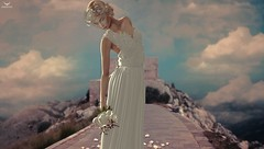 Mrs. Staheli~In a dream, called Kelini -logo (Skip Staheli (Clientlist closed)) Tags: skipstaheli secondlife sl fashion kelini delindastaheli wedding bride marriage