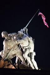 Iwo Jima Memorial (Diacritical) Tags: washington washingtondc august72016 leicacameraag leicamtyp240 summiluxm11435asph f17 sec centerweightedaverage iwo jima iwojima usflag memorial