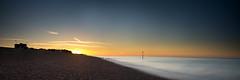 _DSC4345-Pano-Edit.jpg (ian6th) Tags: sunrise beach water pebbles long exposure
