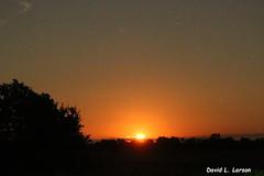 Moonrise Time Exposure (larsongarden) Tags: moon moonrise timeexposure kansas night