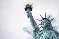 Statue of liberty, NYC (Filip Sjvall) Tags: nyc statue liberty lady july 4 new york city manhattan staten island brooklyn freedom torch usa america
