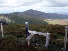 """Moel Eilio from Moel Cynghorion's ridge • <a style=""""font-size:0.8em;"""" href=""""http://www.flickr.com/photos/41849531@N04/17566552663/"""" target=""""_blank"""">View on Flickr</a>"""