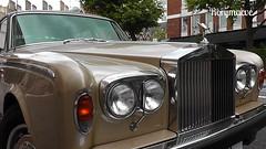 Rolls Royce Silver Shadow II (Rorymacve Part II) Tags: car cars automobile auto bus truck motor motorvehicle saloon estate compact sports roadster transport road heritage historic rollsroyce rollsroycesilvershadow rollsroycesilvershadowii silvershadow silvershadowii worldcars