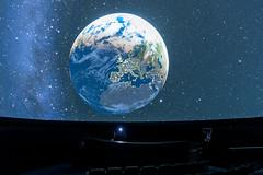 "At-Bristol Planetarium (Lee ""Pulitzer"" Pullen) Tags: digital bristol 3d nikon boxer planetarium christie sciencemuseum sciencecentre 4k atbristol fulldome sciencecommunication d700 evanssutherland digistar5"
