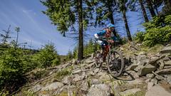 PHUN3312 (phunkt.com) Tags: world mountain love bike race scotland keith valentine glen trail mtb series tress tweed enduro innerleithen 2015 ews phunkt phunktcom