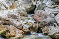 Dovžanova soteska (HDR) (trzicnet) Tags: tunel voda pomlad dovžanovasoteska tržiškabistrica