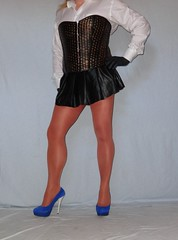 3 (read my Profile before anything!!!!!) Tags: blue high buffalo highheels slut skirt heels heel stiletto stilettos higheels