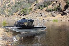 FISHBIO Jet Boat